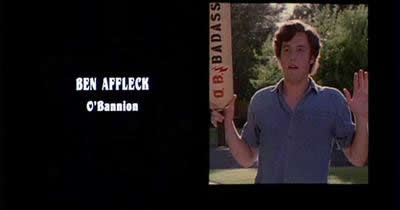 Ben Affleck-Fred O'Bannion