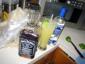 The Dark Knight concoction and Jack